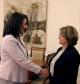 Predsednica Jahjaga je dočekala Predsednicu Udruženja matematičara Evrope